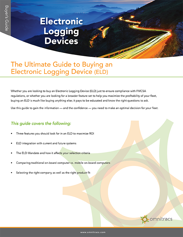 ELD Buying Guide