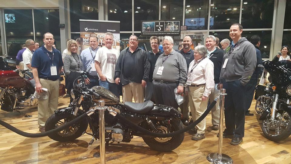 Omnitracs Outlook 2017 Harley winner