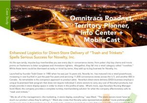 Direct Store Delivery Logistics Software Case Study