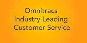 Omnitracs' Industry Leading Customer Service