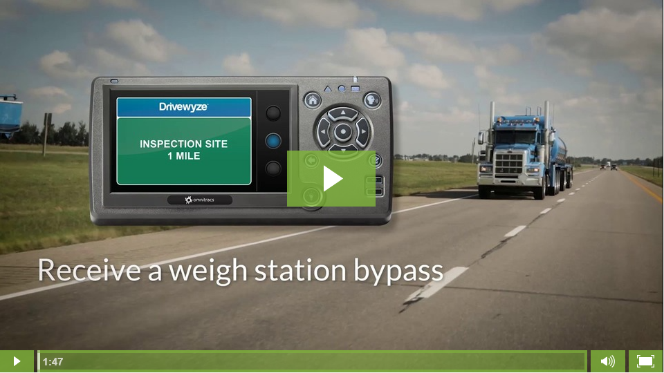 Weigh Station Bypass Video Overview