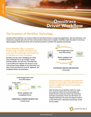 thumbnail image for driver workflow brochure