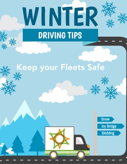 thumbnail image for winter driving tips infographic