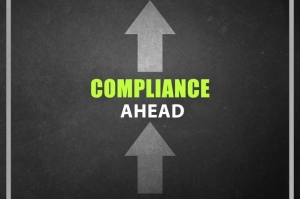 Image representing compliance ahead