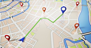 Image representing GPS tracking