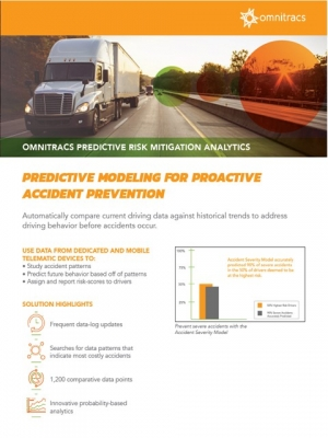 predictive risk mitigation analytics brochure thumbnail image