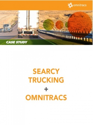 searcy trucking case study thumbnail image