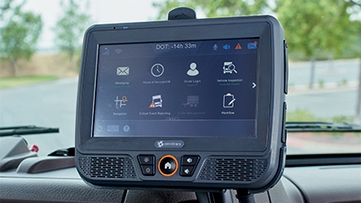 ivg in-cab eld photo