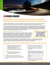 thumbnail image for palmer donavin routing case study