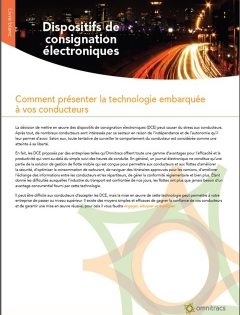 introducing onboard technology to your drivers white paper thumb french