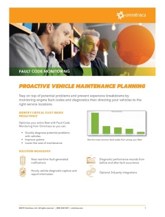 new fault monitoring brochure thumbnail image