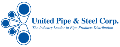 united pipe and steel logo