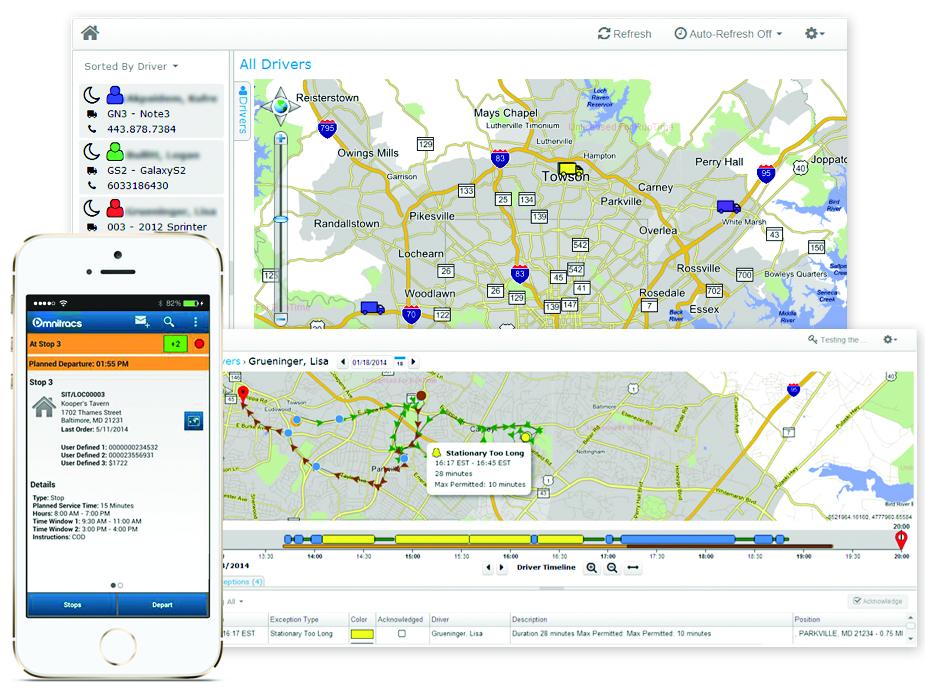 Fleet Asset Amp Truck Management Software
